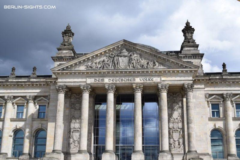 Berlin, Sights, Sehenswürdigkeiten, Reichstag, Reichstag Berlin