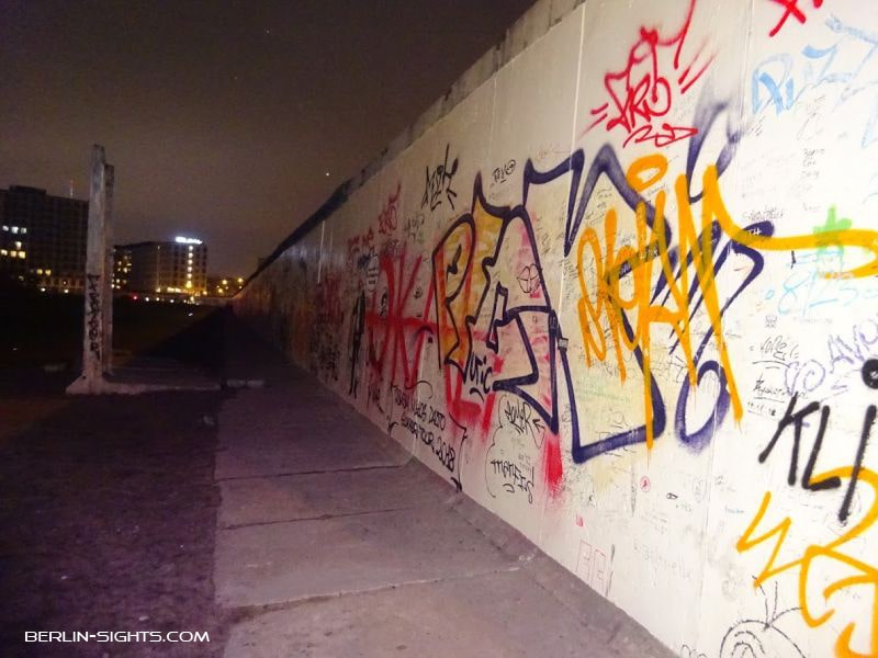 Berliner Mauer, Berlin Wall, Berlin, Sights, Sehenswürdigkeit