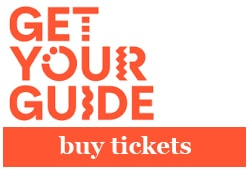 GetYourGuide, Tickets