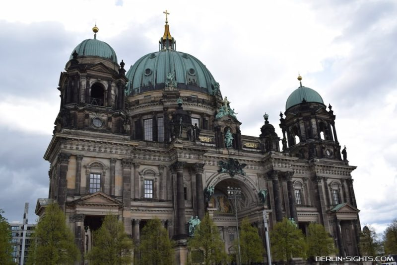Berlin, Sights, Sehenswürdigkeiten, Berliner Dom