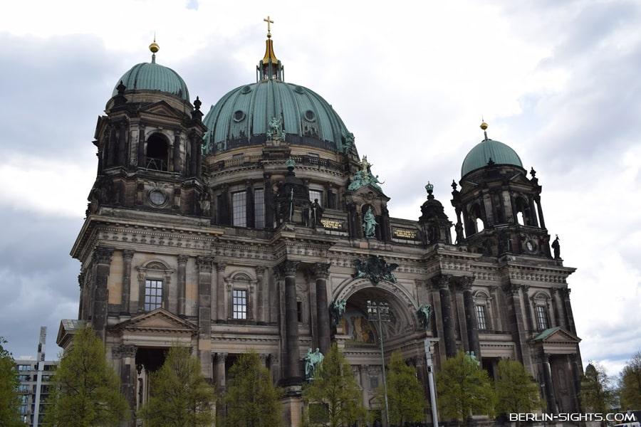 Berlin, Sights, Sehenswürdigkeiten, Berliner Dom, Berlin Cathedral