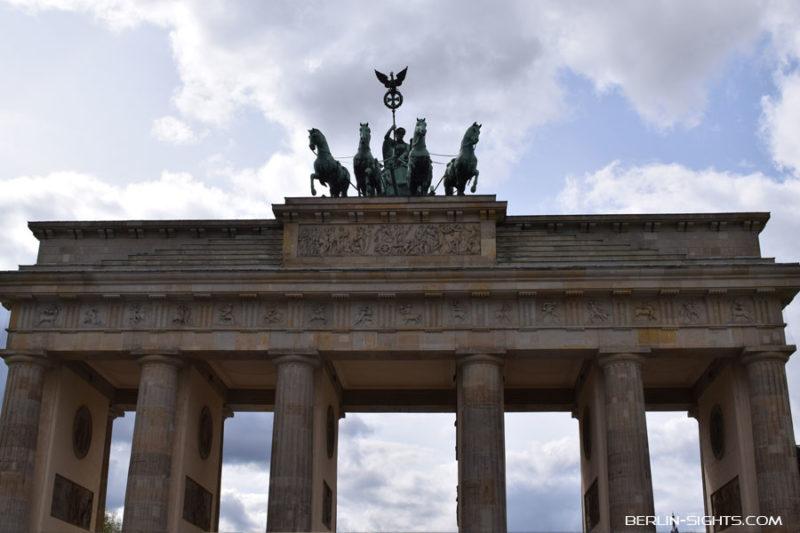 Berlin, Sights, Sehenswürdigkeiten, Brandenburger Tor