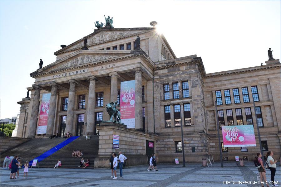 Konzerthaus, Gendarmenmarkt, Berlin